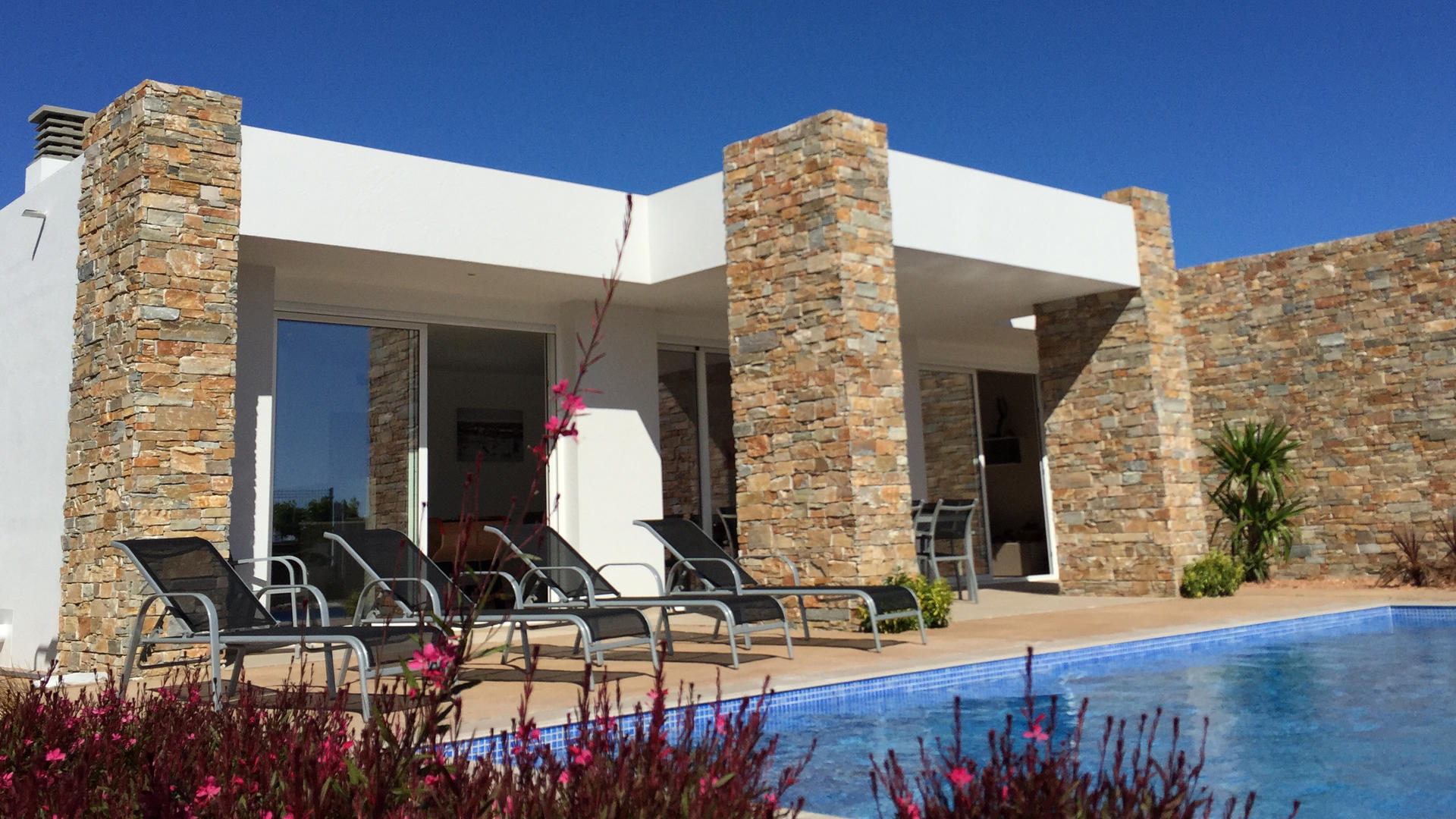 En Alquiler Villa Alcanar