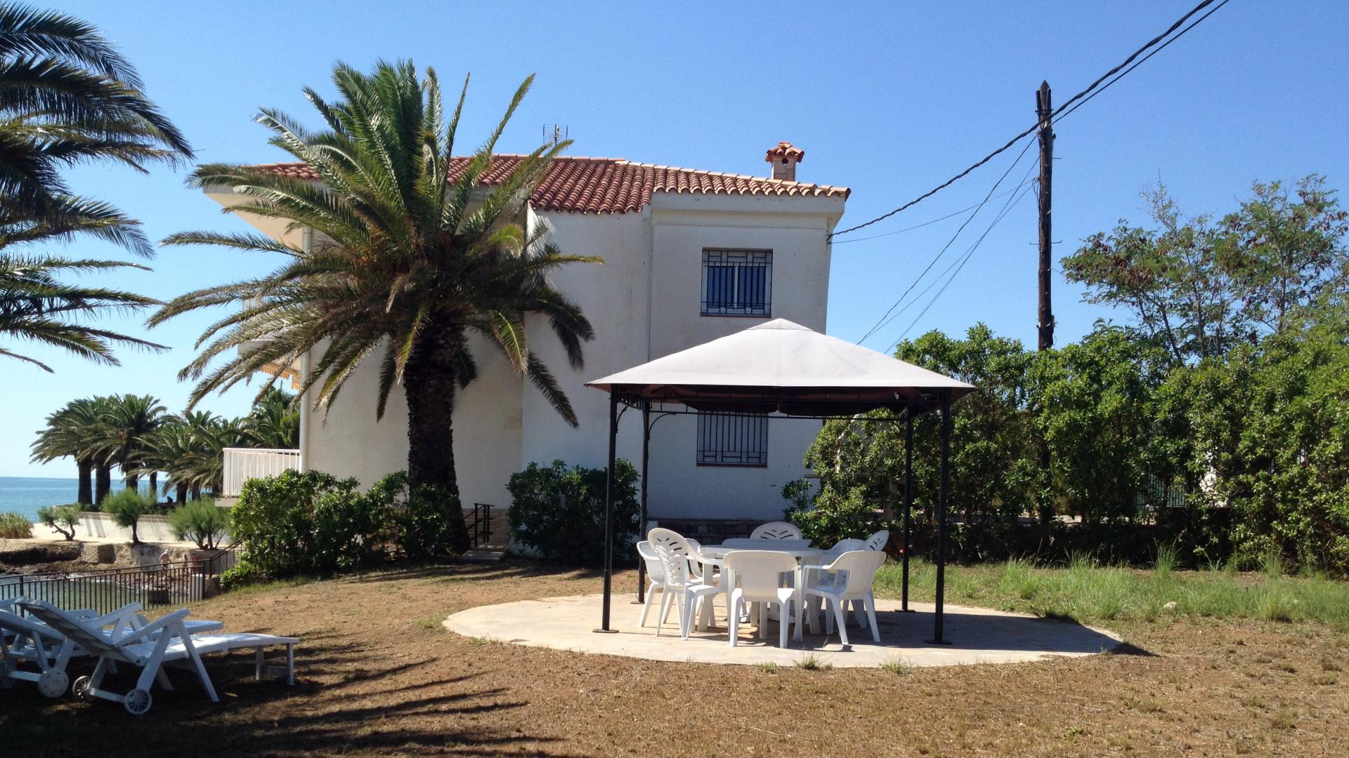 En Alquiler Villa Alcanar Playa