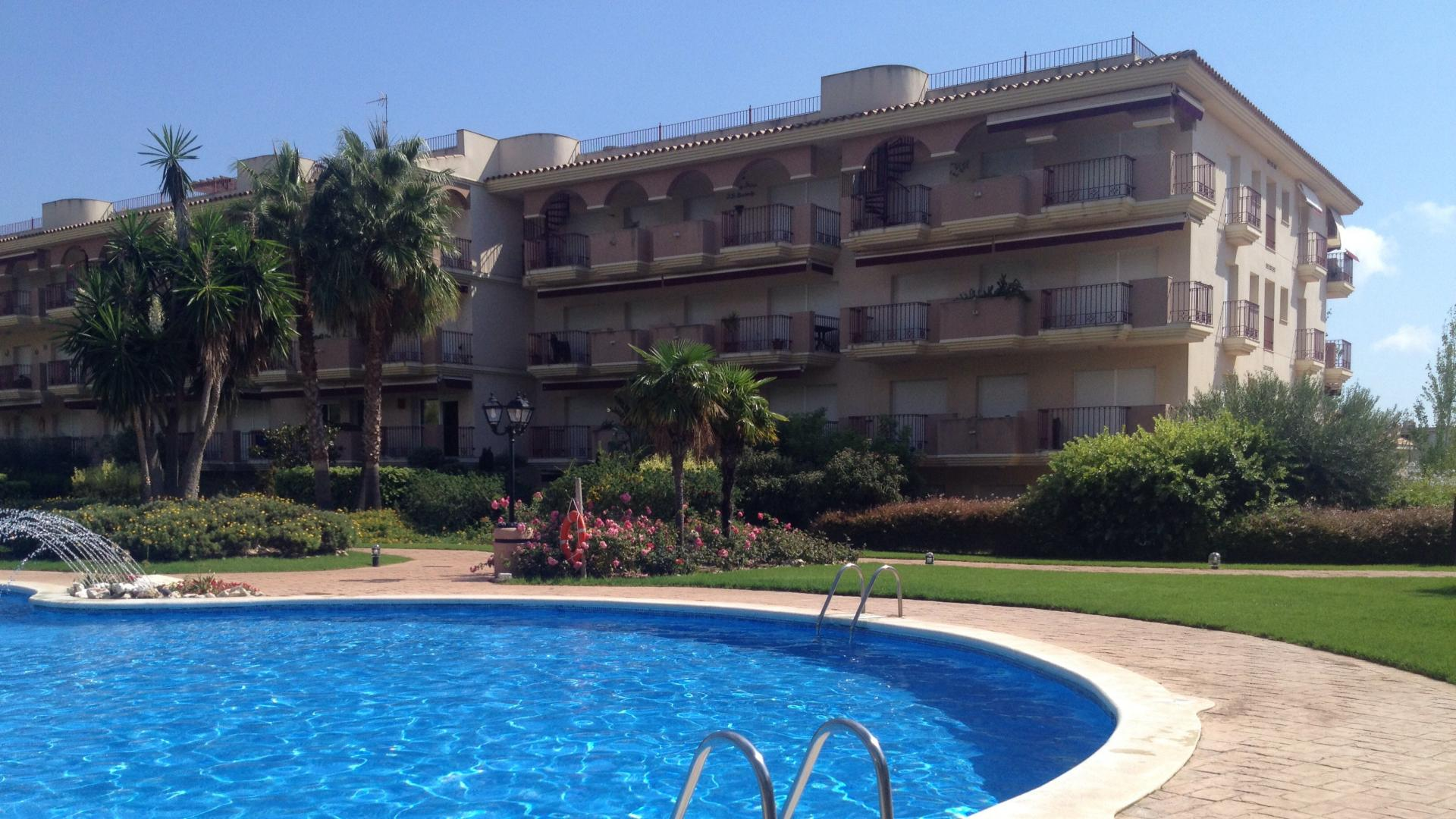 For Rent Apartment Sant Carles de la Rapita